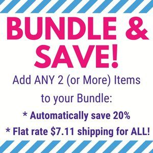 Save On Your Favorite Items!